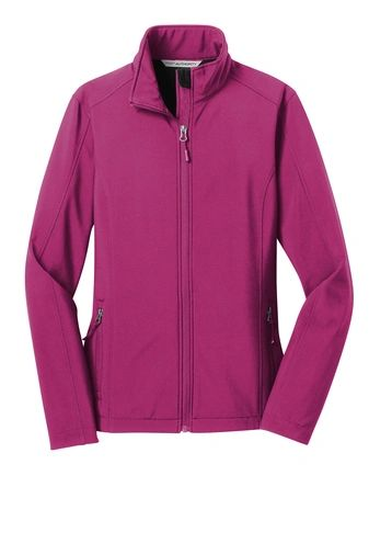 Port Authority® Ladies Core Soft Shell Jacket NBC2020