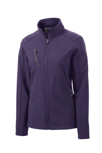 Port Authority® Ladies Welded Soft Shell Jacket NBC2020