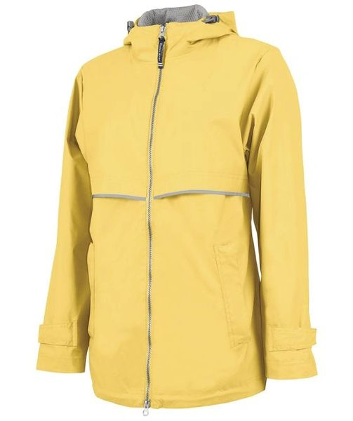 Charles River WOMEN'S NEW ENGLANDER® RAIN JACKET NBC2020