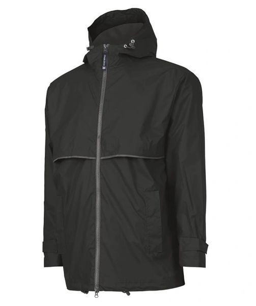 Charles River MEN'S NEW ENGLANDER® RAIN JACKET NBC2020