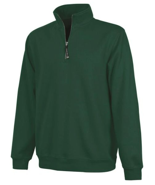 Charles River ADULT CROSSWIND 1/4 ZIP SWEATSHIRT NBC2020
