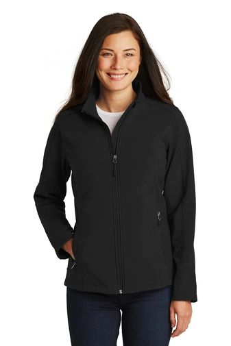Port Authority® Ladies Core Soft Shell Jacket PBGV