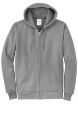 Port & Company® Core Fleece Full-Zip Hooded Sweatshirt PBGV