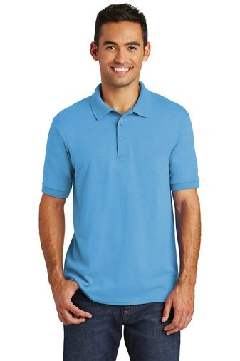 Port & Company® Core Blend Jersey Knit Polo PBGV