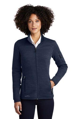 Eddie Bauer ® Ladies Sweater Fleece Full-Zip PBGV