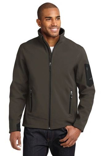 Eddie Bauer® Rugged Ripstop Soft Shell Jacket PBGV