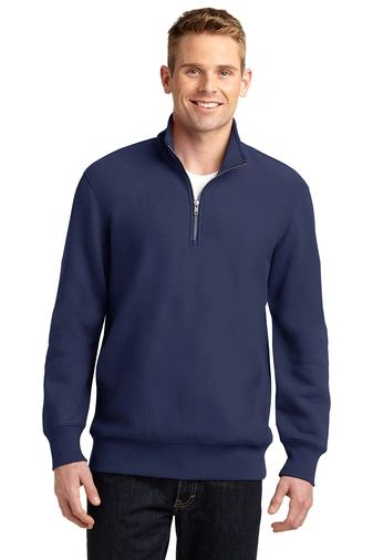 Sport-Tek® Super Heavyweight 1/4-Zip Pullover Sweatshirt PBGV