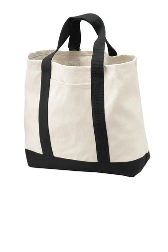 Port Authority® - Two-Tone Shopping Tote NKC