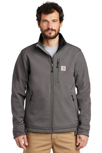Carhartt ® Crowley Soft Shell Jacket PBGV