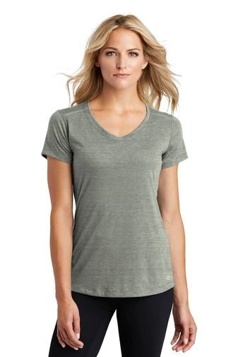 OGIO ® ENDURANCE Ladies Peak V-Neck Tee PBGV