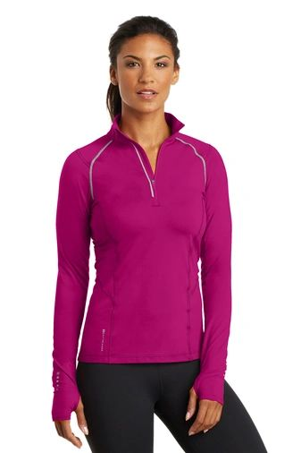 OGIO® ENDURANCE Ladies Nexus 1/4-Zip Pullover NBC2020