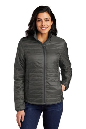 Port Authority ® Ladies Packable Puffy Jacket HBG