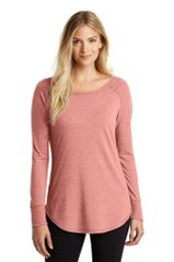 District ® Women's Perfect Tri ® Long Sleeve Tunic Tee INS