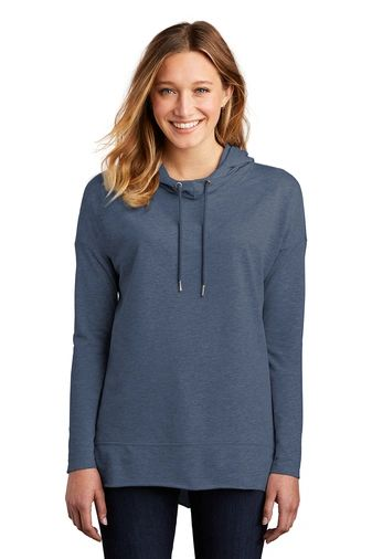 District ® Women's Featherweight French Terry ™ Hoodie NKC