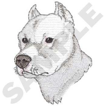 Argentine Dog (aka Dogo Arentino)