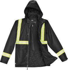 WRX-3R MEN'S MERCURY REFLECTIVE JACKET