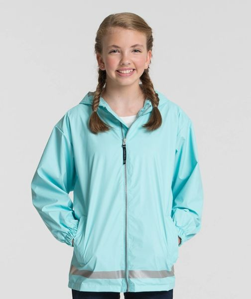 Charles River Childrens New Englander Rain Jacket