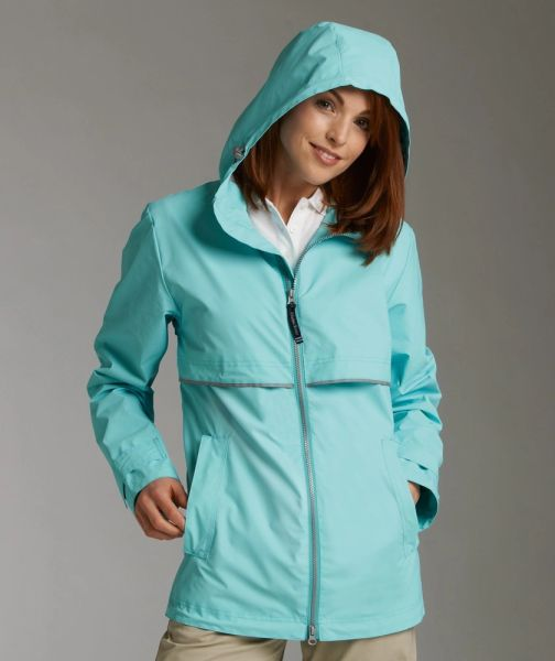 Woman's Rain Jacket BERG