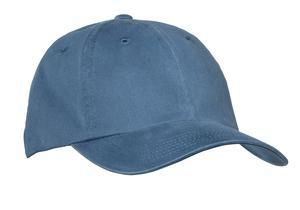 Port Authority® Garment Washed Cap. PWU.