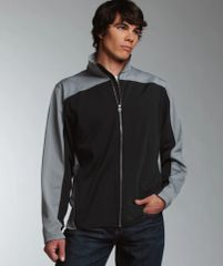 Charles River Men's Hexsport Bonded Jacket