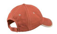 Port Authority® Vintage Washed Contrast Stitch Cap. C835.