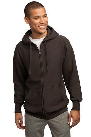 Sport-Tek® Super Heavyweight Full-Zip Hooded Sweatshirt RHR