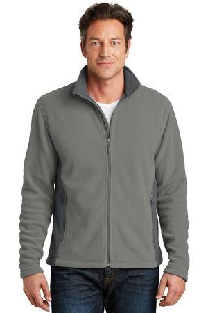Port Authority® Colorblock Value Fleece Jacket NPSA