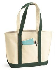 Liberty Bags - Small 16 Ounce Cotton Canvas Tote TPKC