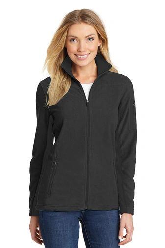 Port Authority® Ladies Summit Fleece Full-Zip Jacket NPD