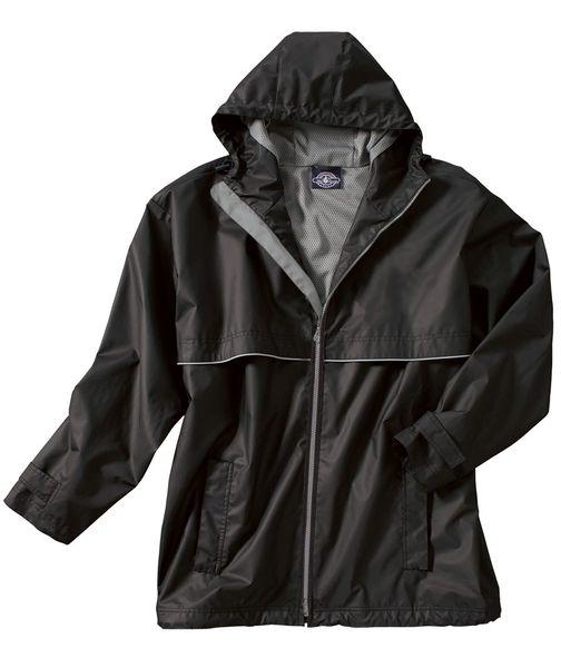 Charles River Men's New Englander® Rain Jacket NPD