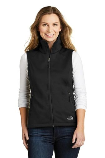 The North Face® Ladies Ridgeline Soft Shell Vest GS