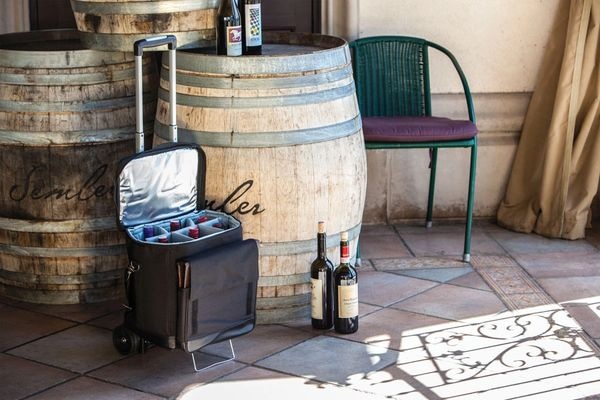 Picnictime Cellar Cooler Tote with Trolley CNS