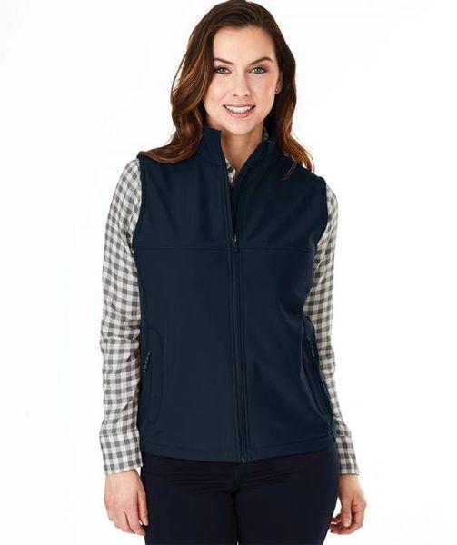 Women's Classic Soft Shell Vest CNS