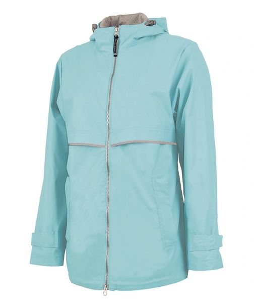 Charles River Women's New Englander® Rain Jacket BCP