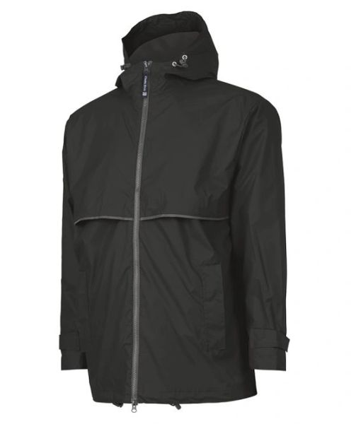 Charles River Men's New Englander® Rain Jacket BCP