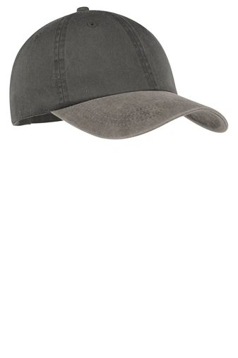 Port & Company® -Two-Tone Pigment-Dyed Cap BCP