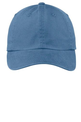 Port Authority® Garment Washed Cap BCP