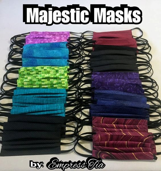 Covid-19 Custom Face Masks