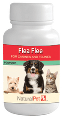NaturalPet Rx Flea Free 50g Powder
