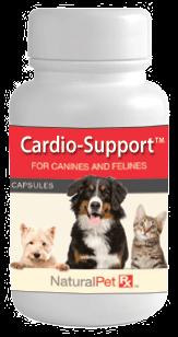 NaturalPetRX Cardio-Support 50g Powder