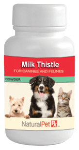 NaturalPetRX Milk Thistle 50g Powder
