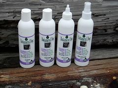 Botanical Dog Calming Therapy 4 Step Dog Care System-Save when buying as a set