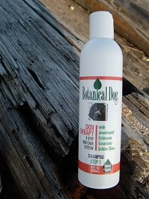 Botanical Dog Skin Therapy Dog Wash Shampoo 17 oz