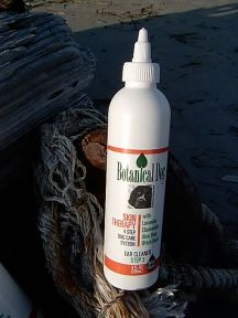 Botanical Dog Skin Therapy Dog Ear Cleaner 8 oz