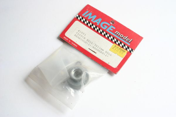 Image Model 1093 Clutch Bell 5x11mm Ball Bearings(2) / Washers (2)