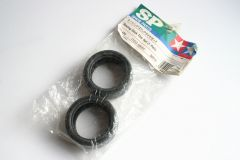 Tamiya 50454 Racing Slick Tire/Tyre Set (1 Pair) (TA01/TA02/TA03/TL01)