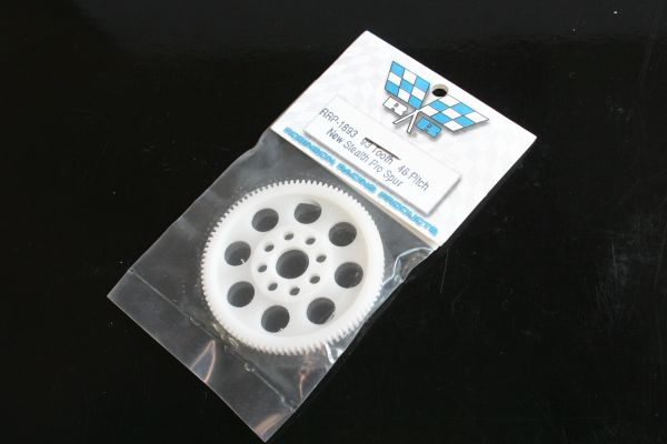 Robinson Racing 93 Tooth 48dp Pitch Stealth Pro Spur Gear - RRP-1893 Associated