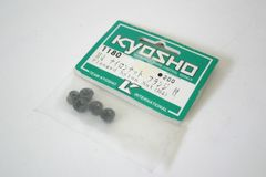 Kyosho 1180 M4 Flanged Nylon Nuts