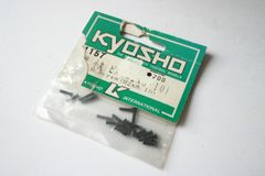 Kyosho 1157 Screws M2 x 8 & 10mm (Incomplete, 1 Missing From Pack)