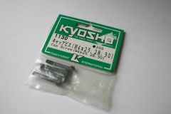 Kyosho 1130 Cap Head Screws M4 x 28mm (Incomplete, Only 4 x 28mm Screws)